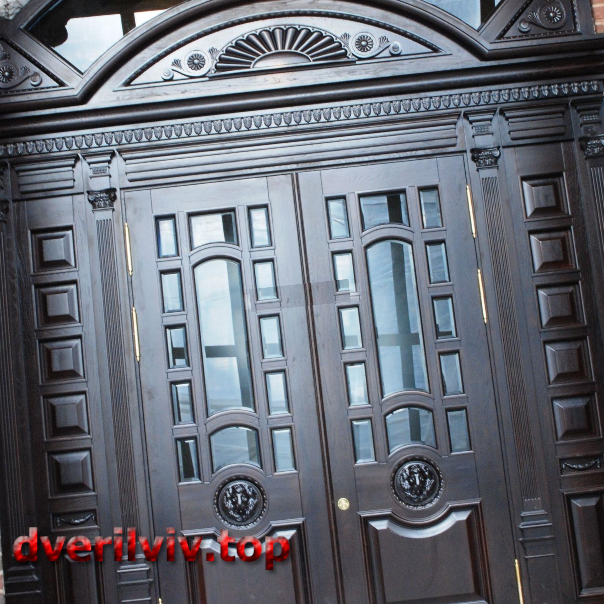 Які вхідні двері варто купити :: Низькі ціни у Львові