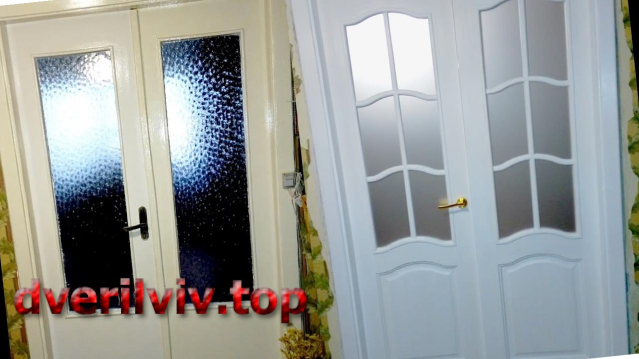 Як оновити дерев'яні двері :: Низькі ціни у Львові