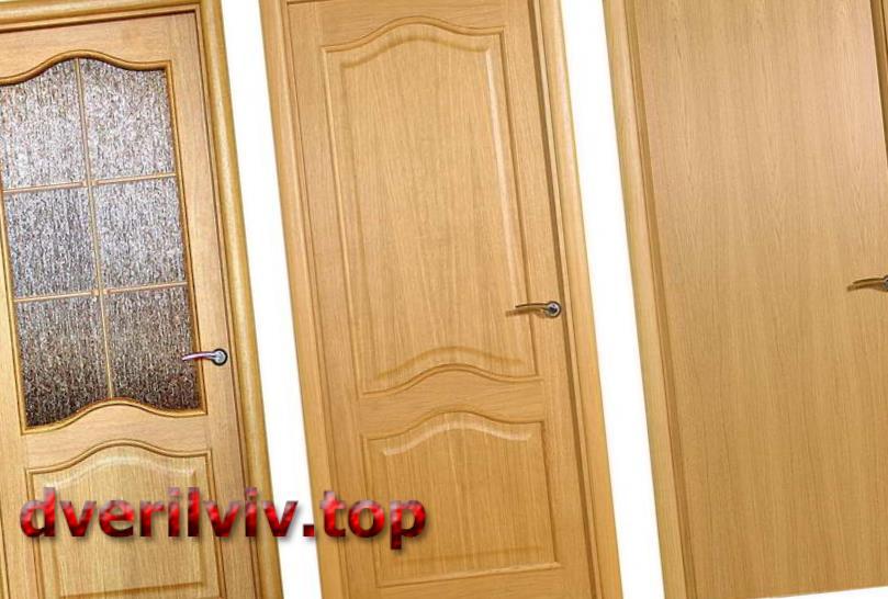 Двері з сосни :: Низькі ціни у Львові