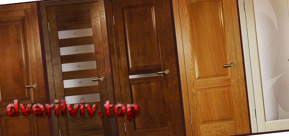 Двері з ясена :: Низькі ціни у Львові