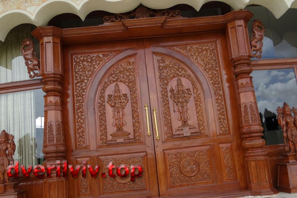 Такі різні дерев'яні двері :: Низькі ціни у Львові