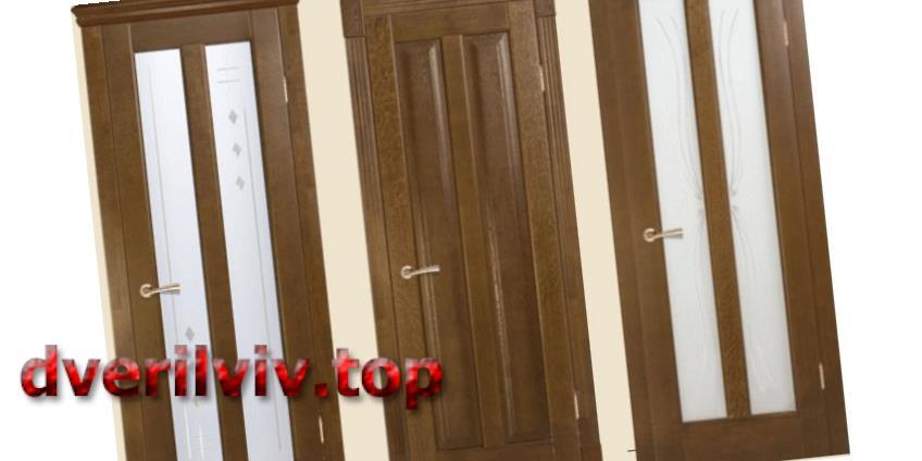 Міжкімнатні двері з дерева - породи і характеристики