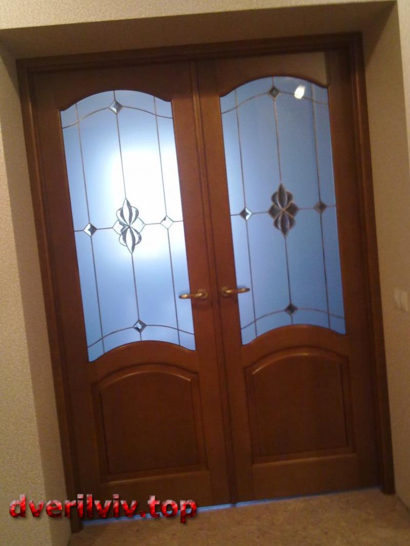 Міжкімнатні двері Львів