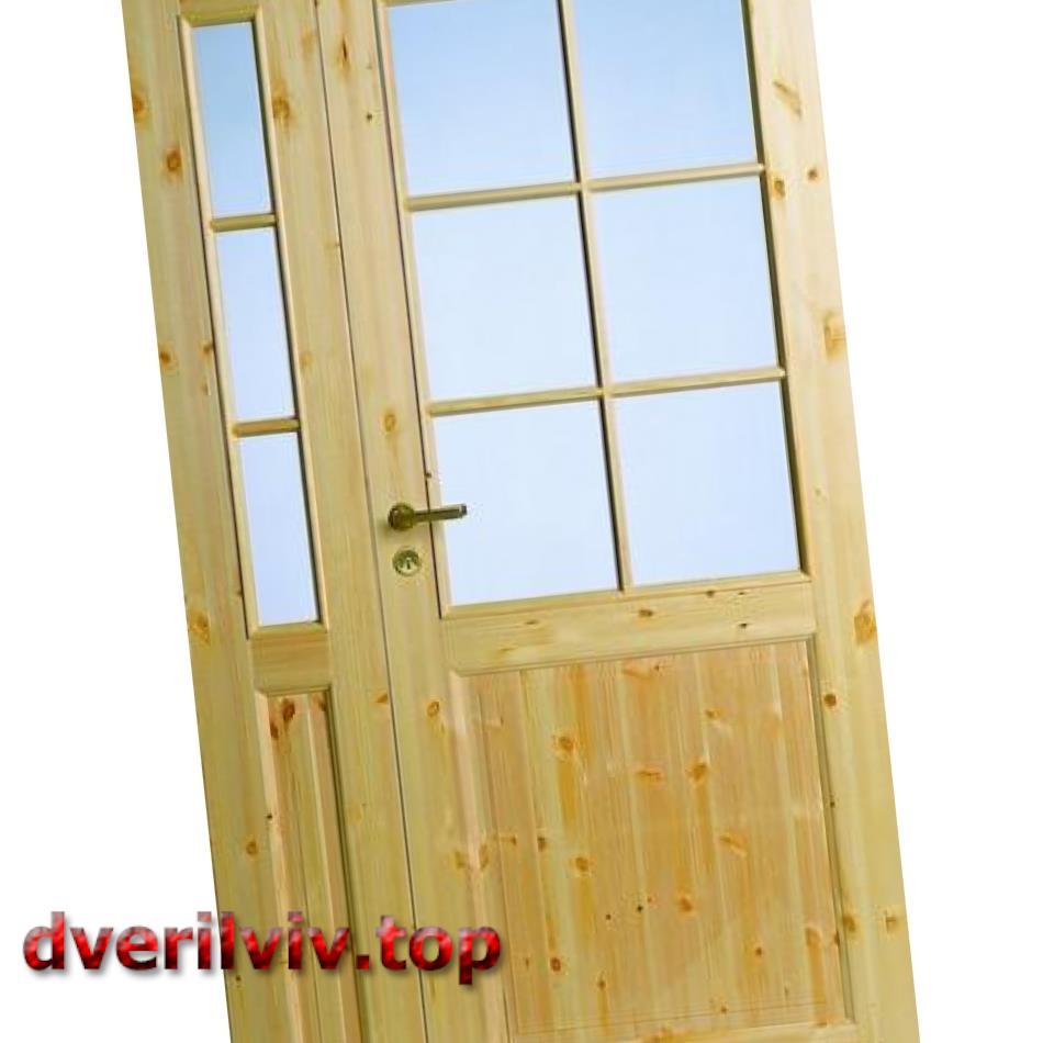 Міжкімнатні нефарбовані двері :: Низькі ціни у Львові