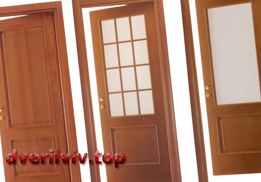 З чого і як роблять міжкімнатні двері