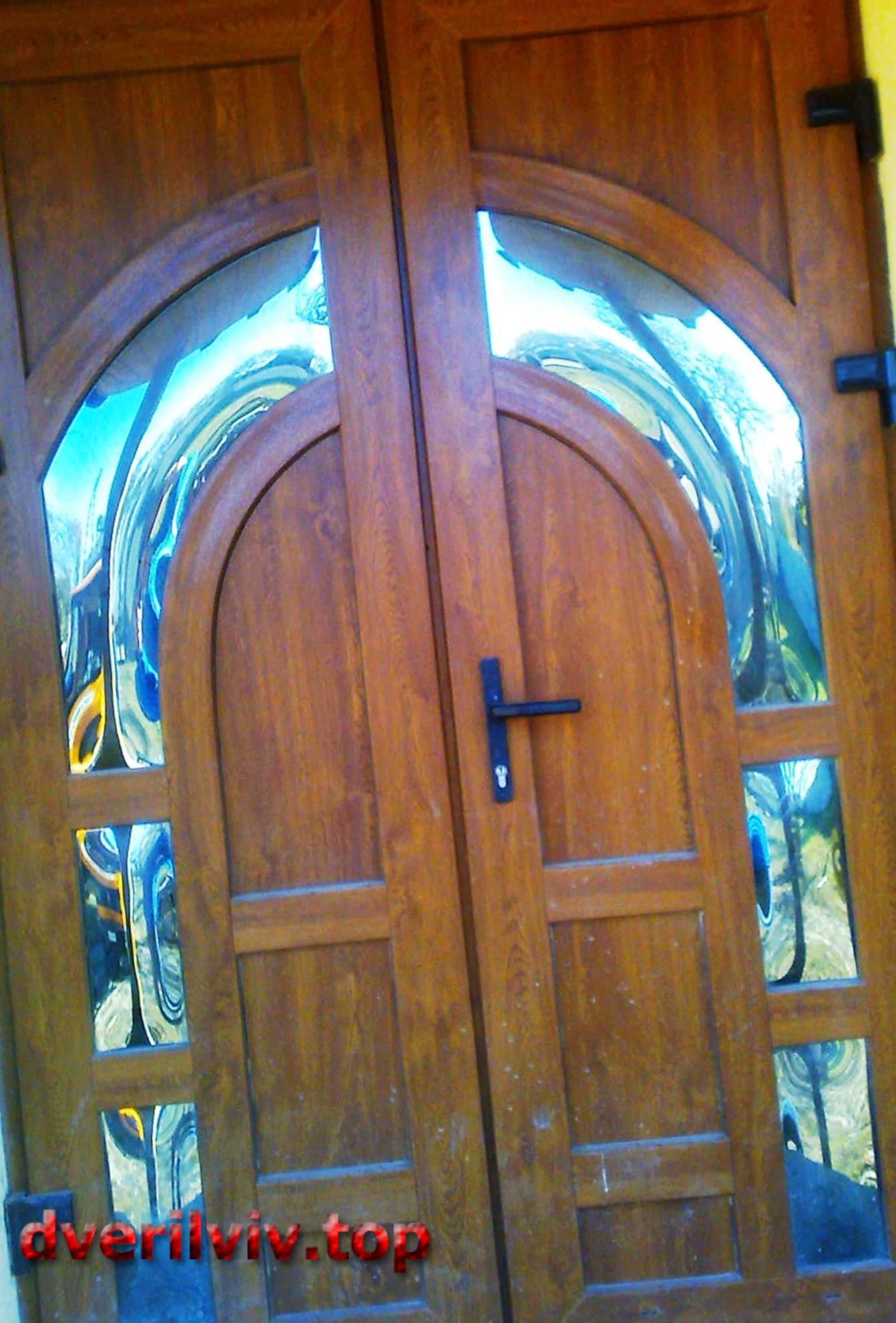 Які бувають вхідні пластикові двері - їх різновиди і застосування